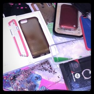 iPhone 7 Plus, 6, 3GS, 4.7 inch, & other cases(10)